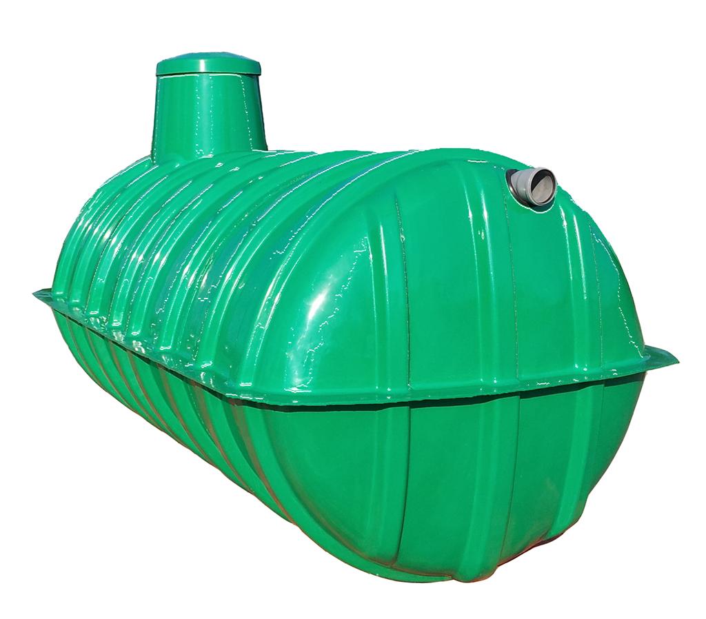plastová žumpa